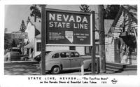 State Line, Nevada