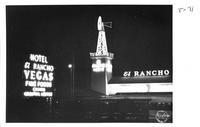 El Rancho Hotel Las Vegas, Nevada
