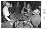 Roulette at Las Vegas Nevada