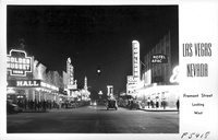 Fremont Street Las Vegas Nevada