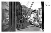 Street Scene at Bingham Utah
