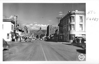 Ely Nevada Junction of U.S. Highway 6, 50 and 93