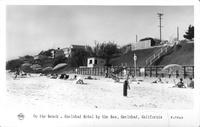 On the Beach - Carlsbad Hotel by the Sea, Carlsbad, California