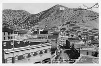 In the Copper Mining City of Bisbee, Arizona