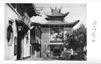 New Chinatown Los Angeles California