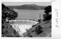 Melones Dam Stanislaus County