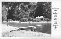 Swimming Pool at Pfeiffer Big Sur State Park Big Sur California