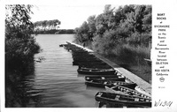Boat Docks at Sycamore Park on the Sacramento River between Isleton and Rio Vista California