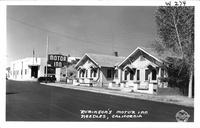 Robinson's Motor Inn Needles, California