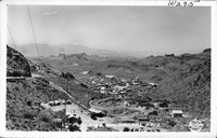 U.S. 66, Goldroads, Ariz.
