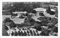 Grounds Huntington Estate San Marino [Caption from Frasher Indexes]