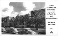 Good Samaritan Hospital corner of N. Tenth St. and McDowell Road Phoenix Arizona