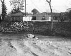 Santiago Creek Flood on February 26, 1969