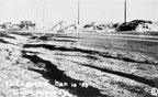 Santa Ana March 10, 1933, earthquake damage to the Coast Highway near Huntington Beach