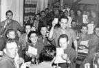 Beer Party at the Santa Ana Army Air Base