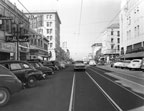 4th St. looking West from Bush in 1952