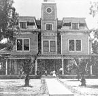 Fairview Hot Springs Hotel about 1890