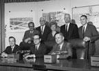 Santa Ana City Council, 1965