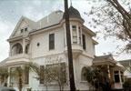 Dr. Howe-Waffle house, 7th Street and Bush (northwest corner), Santa Ana