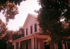 Home of Hugh and Frankie Plumb on Williams Street
