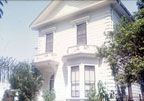 The George Minter home at 3rd and Birch Streets
