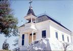 Old church at El Toro
