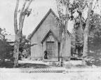 Episcopal Church in Tustin in 1895