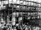 Interim Celebration at Santa Ana City Hall on April 12, 1935