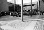 Audience at dedication of Santa Ana City Hall on February 9, 1973