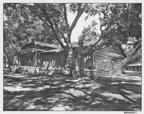 Dance Pavilion and Auditorium at Orange County Park (now Irvine Park)