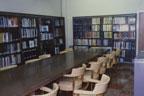 Santa Ana History Room in the Santa Ana Public Library at 26 Civic Center Plaza, Fall 1989