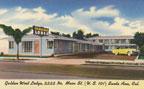 Golden West Lodge on 2222 N. Main St. (U. S. 101) Santa Ana, Cal.