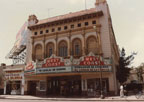 West Coast Theater on 308 N. Main in 1984