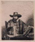 Cornelis Claesz. Anslo, Mennonite Preacher