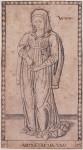 Arithmetic (Aritmetricha), from the Tarocchi Cards of Mantegna