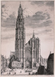 The Cathedral at Antwerp