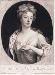 Portrait of the Duchess of Marlborough