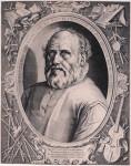 Portrait of Dirck Volkertsz. Coornhert