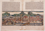 View of Venice, from Hartmann Schedel, Nuremburg Chronicle