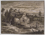 Landscape with Farmhouse