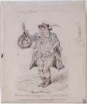 Mr. John Bull in Keeley's character of Willibald in the popular extravaganza of the Bottle Imp