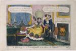 A Dandy & a Dandyzette, or a retour de l'Opera