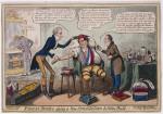 Radical Quacks giving a New Constitution to John Bull