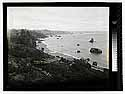 A Glimpse of the Ocean, California/Coast Scene, Humboldt Co.
