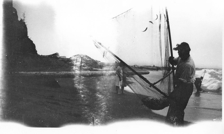 surf fishing net
