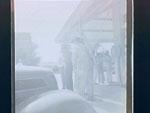 Dust Bowl fringes (general rural Okla. scenes).