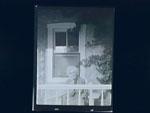 Toquerville Neagle Window, Mrs. Naegle & Window