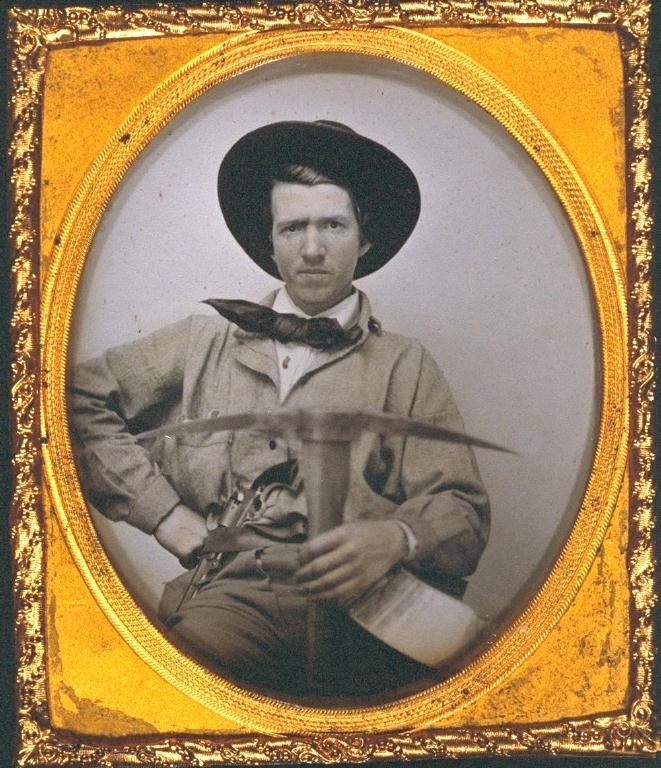 Calisphere - California Cultures - 1848-1865: Gold Rush, Statehood ...