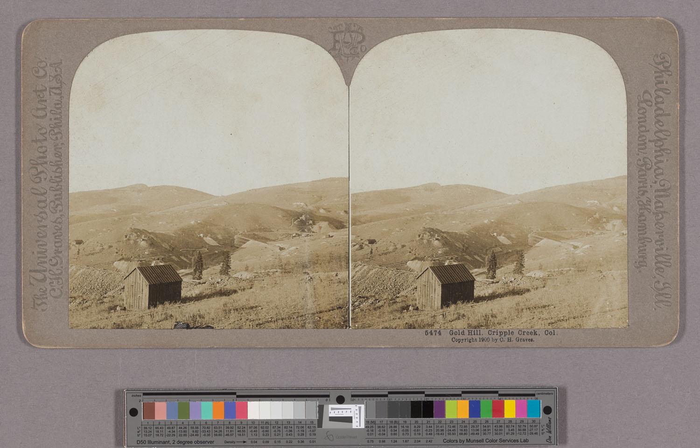 Gold Hill, Cripple Creek, Col [Colorado]  1900  :14945