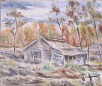 Farm House, Ark.